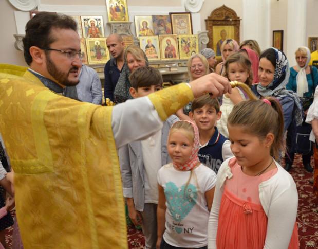Молебен на начало нового учебного года состоится 17 сентября