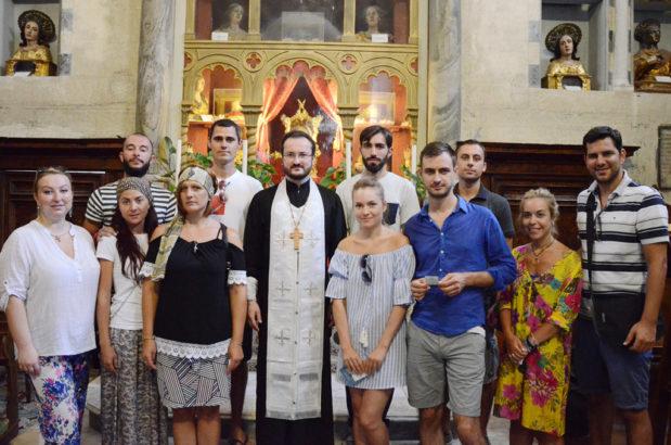 Паломническая поездка в Амальфи, Равелло и Салерно